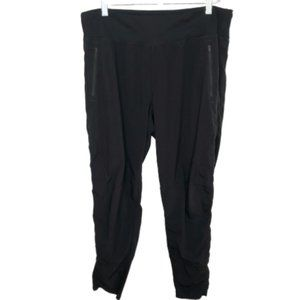 Zella Women's Zipper Ankle and Pocket Jogger Pants